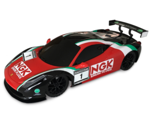 Wygraj Ferrari lub inne nagrody w konkursie NGK