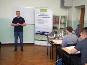 Valeo szkoli studentów Politechniki Śląskiej