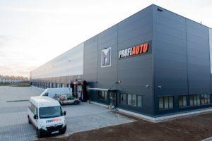 Moto-Profil uruchomił kolejne centrum logistyczne