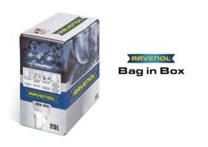 System opakowań Bag in Box w ofercie Ravenol