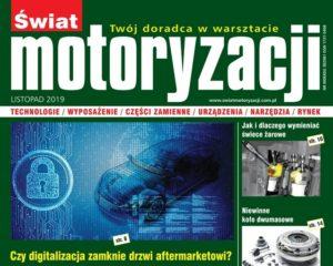 Świat Motoryzacji 11/2019