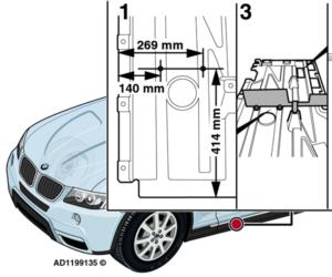 BMW X3: Zapach paliwa we wnętrzu samochodu