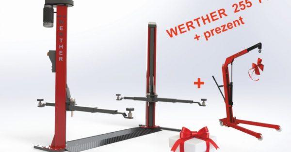 Akcja promocyjna podnośników Werther