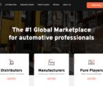 MARKETPARTS.COM - globalny marketplace B2B dla producentów i dystrybutorów części oficjalnie wystartował