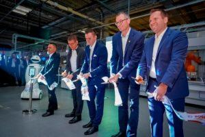 Bosch otwiera nową linię produkcyjną w polskiej fabryce