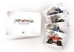 Kalendarz Motocykle Marzeń 2020 na 30-lecie Inter Cars