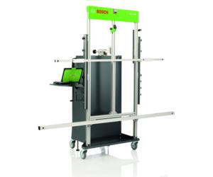 DAS 3000 S20 – rozwiązanie do ustawiania i kalibracji przednich radarów oraz kamer