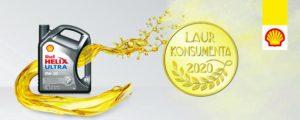 Laur Konsumenta dla Shell Helix