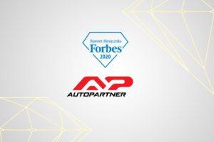 Auto Partner SA po raz drugi laureatem Diamentów Forbesa