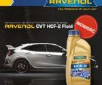 Nowość w ofercie Ravenol - RAVENOL CVT HCF-2 Fluid