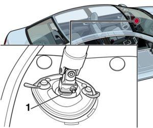 Peugeot 508: odgłos zgrzytu z kolumny kierownicy