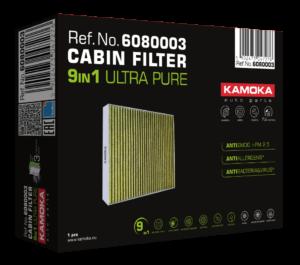 Filtry 9in1 Ultra Pure KAMOKA – nowość na polskim rynku