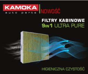 Filtry kabinowe 9in1 Ultra Pure – nowość, którą pokochają Twoi klienci