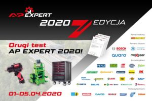 AP EXPERT 2020 – Drugi test on-line