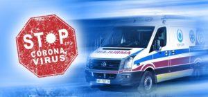 Serwisy z sieci EuroWarsztat zapraszają służby ratunkowe na bezpłatne ozonowanie pojazdów