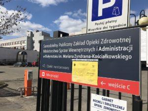 Firma AC S.A. wspiera białostocki szpital