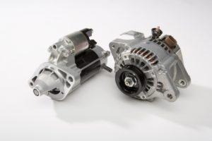 Nowe rozruszniki i alternatory DENSO
