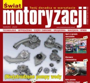Świat Motoryzacji 3/2020