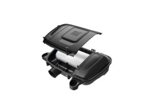 Filtr powietrza UFI Filters we Fiacie 500 Hybrid