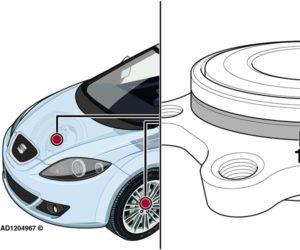 Seat Leon: metaliczne odgłosy z obszaru przednich kół podczas jazdy