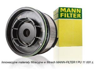 Jak powstaje materiał filtracyjny filtra paliwa?