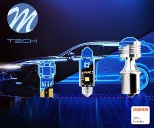 Nowa seria diod LED w ofercie M-TECH