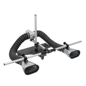 Adapter do podwójnych układów wydechowych Carvent