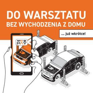 Naprawy pojazdów bez wychodzenia z domu w warsztatach ProfiAuto