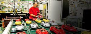 Brembo nabywa udziały w Pirelli