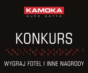 Konkurs: wygraj fotel biurowy lub inne atrakcyjne nagrody od KAMOKA – wyniki