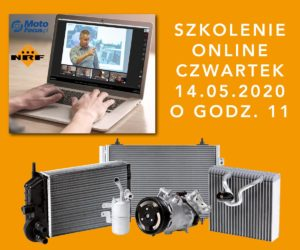 NRF: szkolenie online tylko dla Czytelników MotoFocus.pl