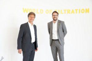 Volker Plücker wiceprezesem ds. filtracji w Hengst