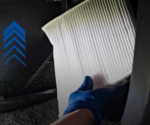 Wymiana filtra kabinowego [Opel Adam 1.0 EcoTec] – poradnik UFI Filters