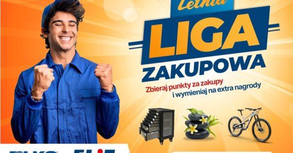 """Elit Polska ogłasza """"Letnią Ligę Zakupową"""""""