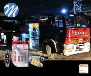 Dział Research & Development firmy M-TECH wsparty przez doświadczenia strażaków