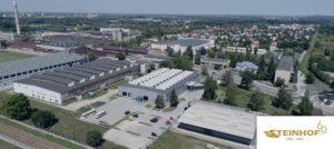 Steinhof, polski producent haków holowniczych, obchodzi 60-lecie istnienia