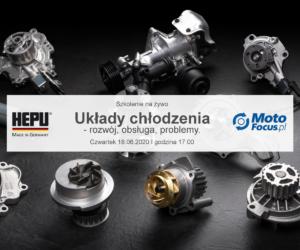 Układy chłodzenia – szkolenie HEPU Germany dla Czytelników MotoFocus.pl