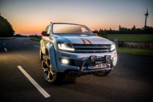 Nowe lampy OSRAM do Fiesty i VW Amaroka