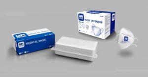 UFI Filters dostarcza materiały do masek