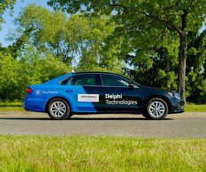 Współpraca TomTom i Delphi Technologies w zakresie inteligentnej jazdy