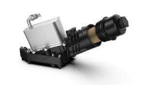 Moduł olejowy UFI Filters do 6-cylindrowych silników BMW drugiej generacji