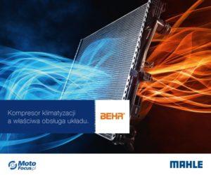 Kompresor klimatyzacji a właściwa obsługa układu – szkolenie online dla Czytelników MotoFocus.pl
