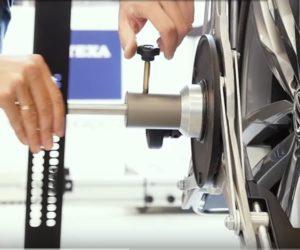 Kalibracja radaru przedniego Volkswagena Passata B8 [FILM]