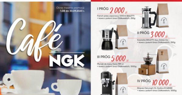 Promocje KYB i NGK w Auto Partner SA