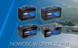 Elit wprowadza do oferty akumulatory marki ERA