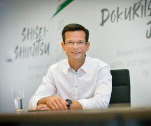 Wywiad z Damienem Germèsem – CEO NGK SPARK PLUG EUROPE
