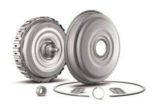 Wprowadzenie nowego produktu LuK RepSet 2CT dla skrzyń biegów z mokrym sprzęgłem podwójnym w grupie VW