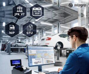 Jednolity Plik Kontrolny z kodami GTU w nowej wersji INTEGRA