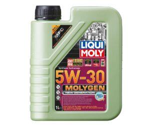 Rewolucja w olejach silnikowych – Liqui Moly Molygen
