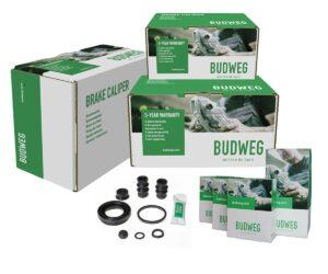 Regenerowane zaciski hamulcowe Budweg Caliper na polskim rynku